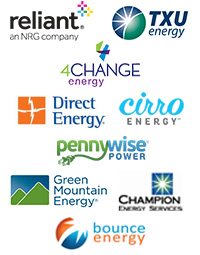 Reliant, TXU, Direct Energy, Green Mountain and other Texas electricity providers